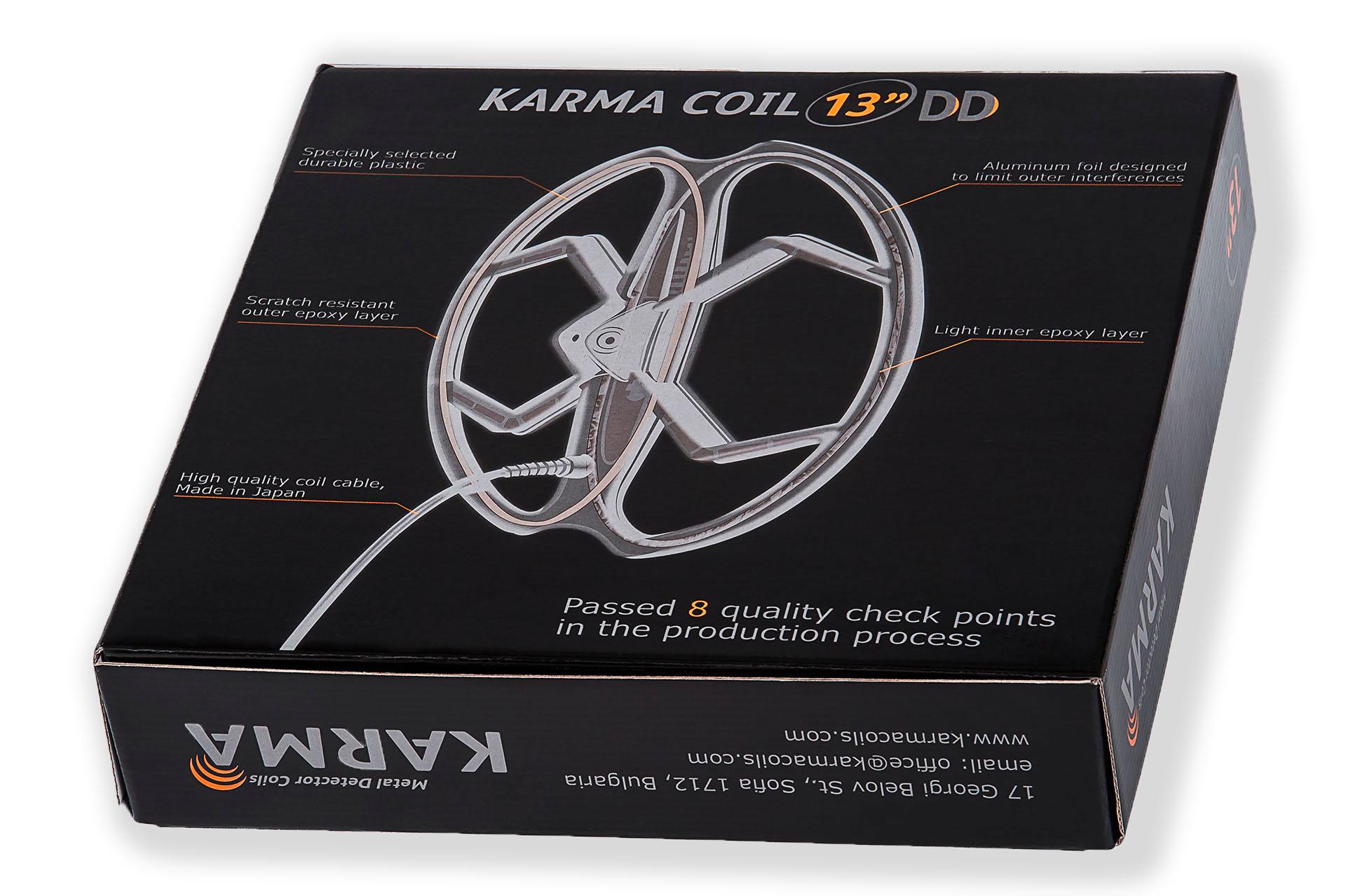 Sonda Karma coils 13