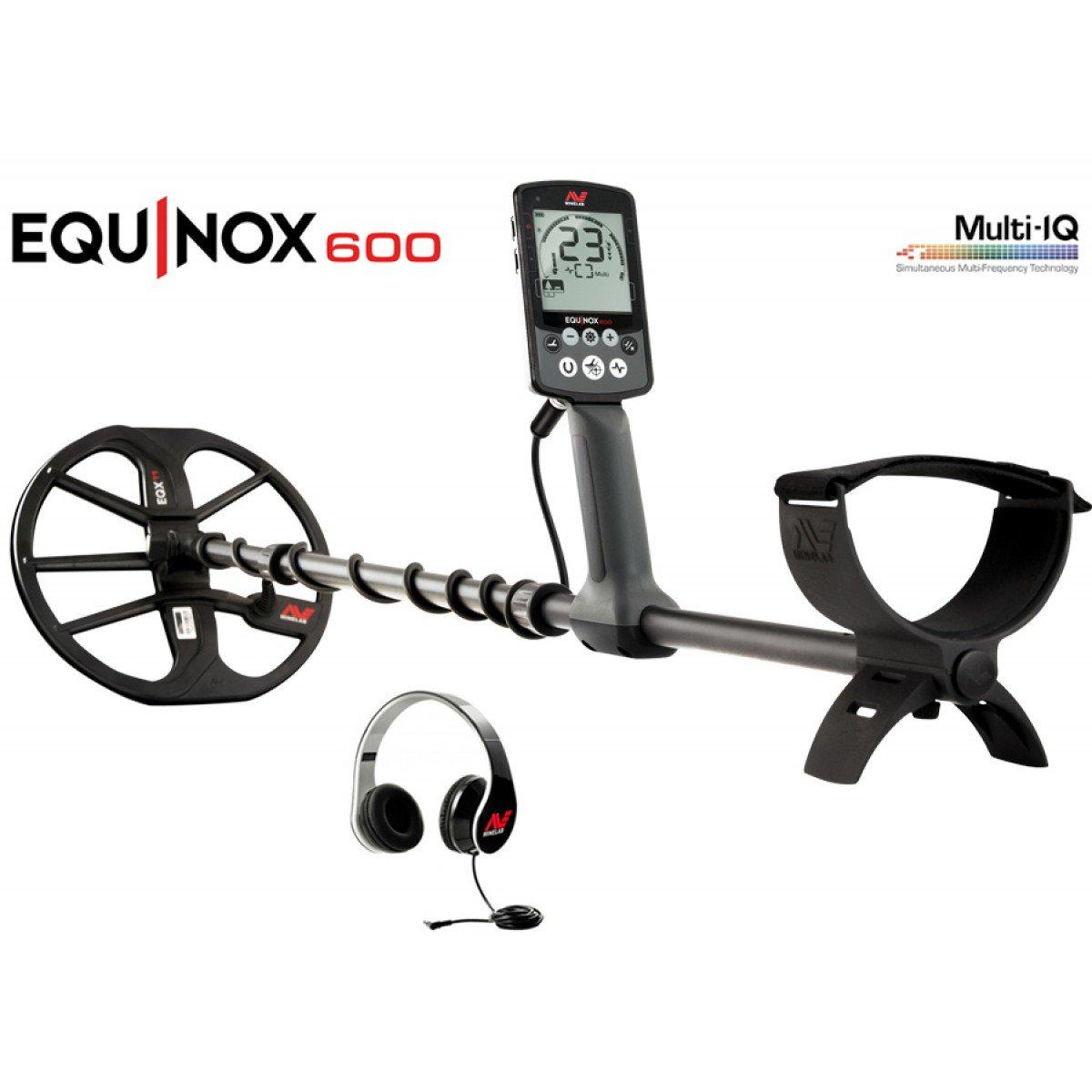 Detektor kovin Minelab Equinox 600