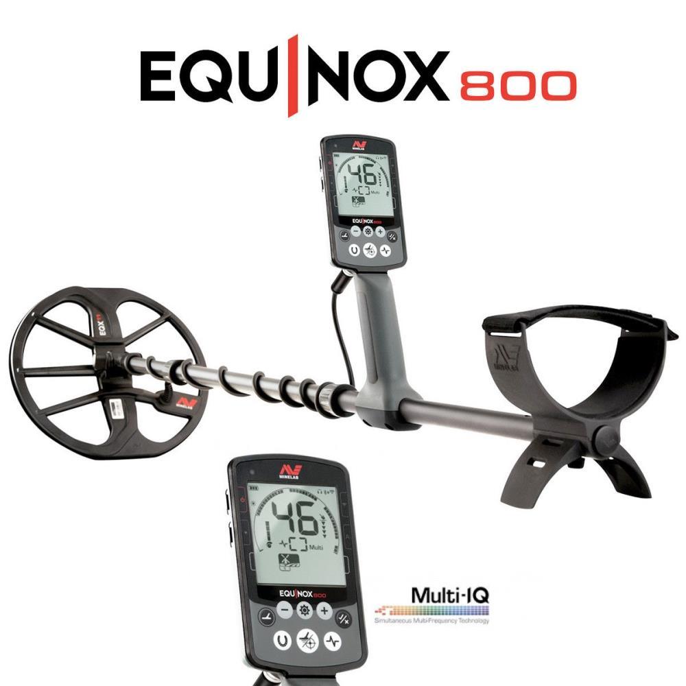 Detektor kovin Minelab Equinox 800  -970eur